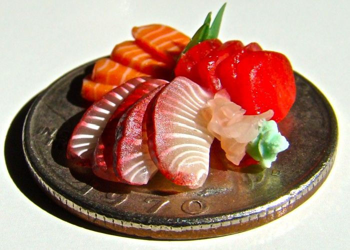 Delicious Miniature Food Models (30 pics)
