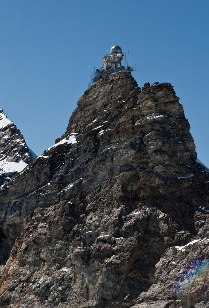 The Sphinx Observatory in Jungfraujoch, Switzerland (10 pics)