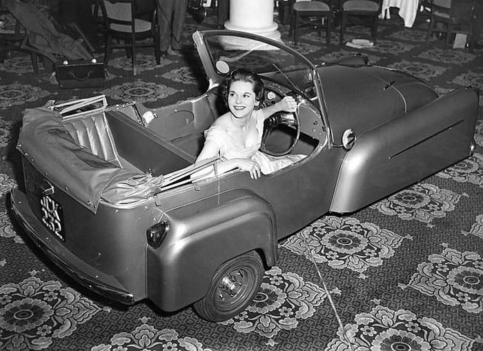 Unusual Retro Cars (36 pics)