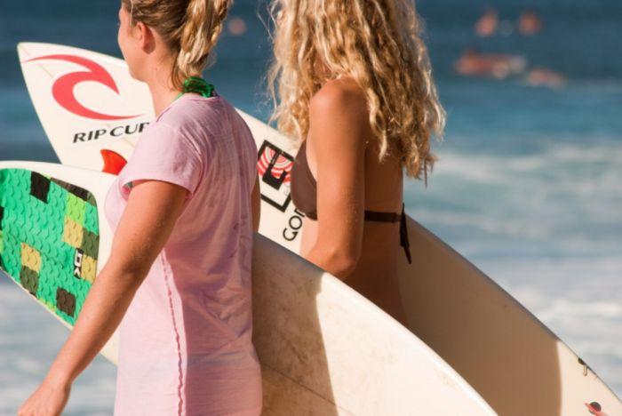 Hot Surf Girls (47 pics)