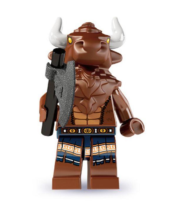Lego Minifigures Evolution (48 pics)