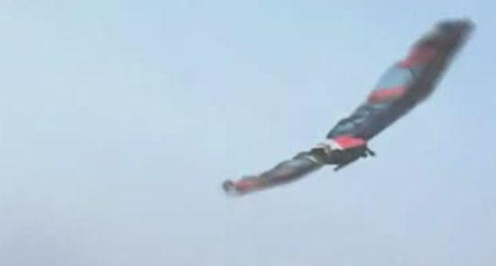 Awesome Way to Fly Like a Bird