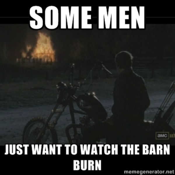 """The Best Memes From Season Two Of """"The Walking Dead"""" (25 pics)"""
