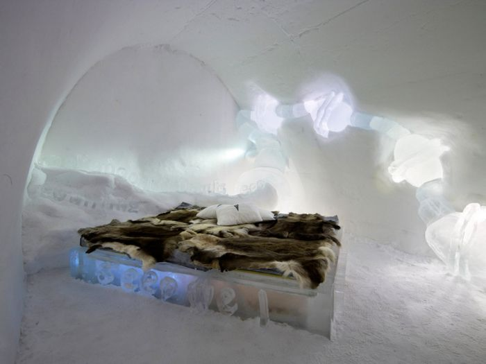 IceHotel in Sweden (26 pics)