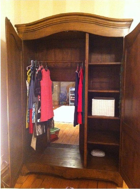 The Narnia Wardrobe (3 pics)