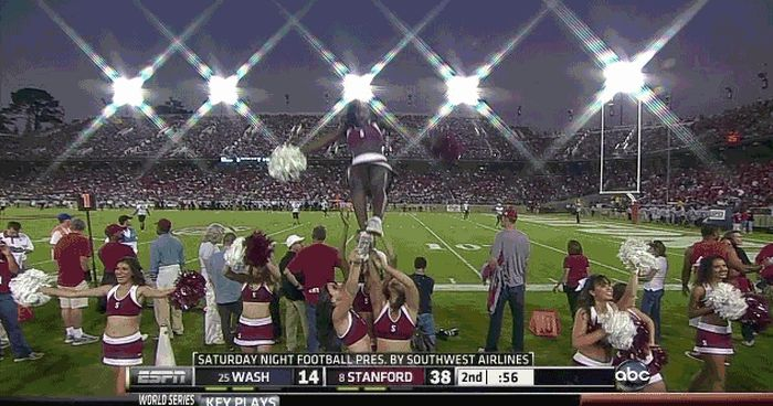 Cheerleader Gifs (24 gifs)
