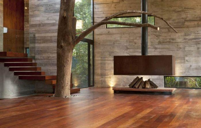 Студия paz arquitectura выполнила дизайн