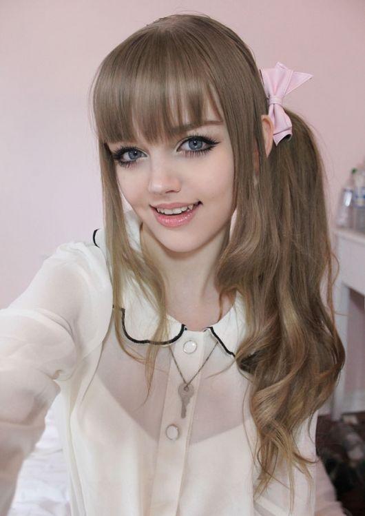 KotaKoti (Dakota Rose). Girl Who Looks like a Doll (33
