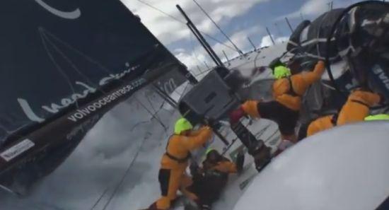 Amazing Extreme Yachting Performance
