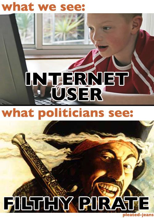 What We See vs. What Politicians See (9 Pics)