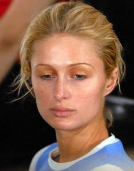 Celebs With and Without Makeup (80 pics)