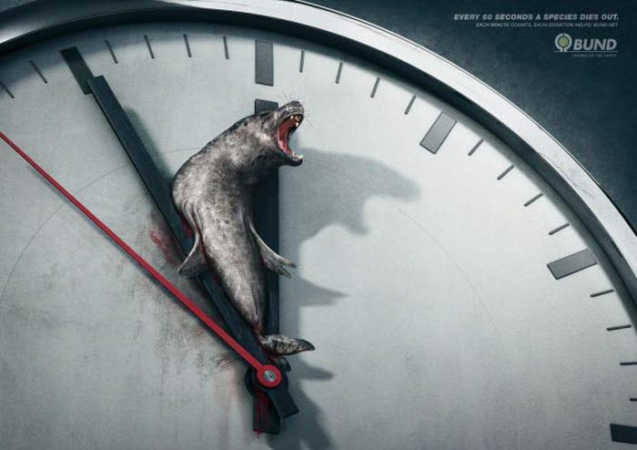 Creative Public Awareness Ads That Makes You Think (60 pics)