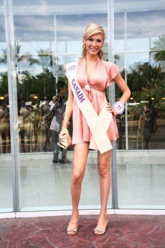 Jenna Talackova Kicked out of Miss Universe Canada (8 pics)