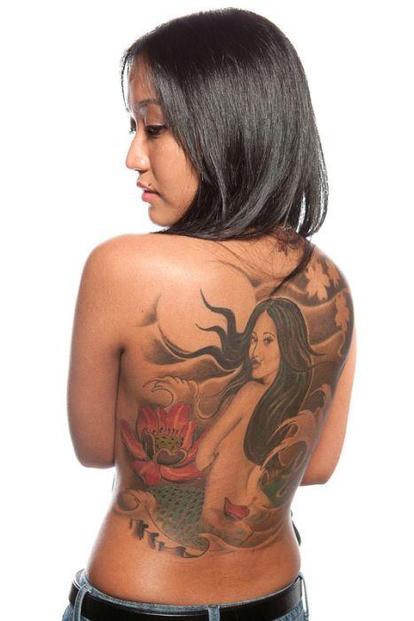 Philadelphia Tattoo Arts Convention (20 pics)