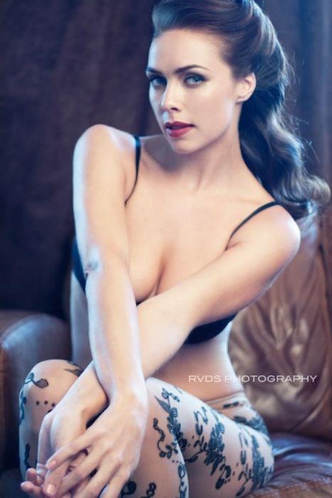 Beautiful Women by Ruan Van Der Sande (86 pics)