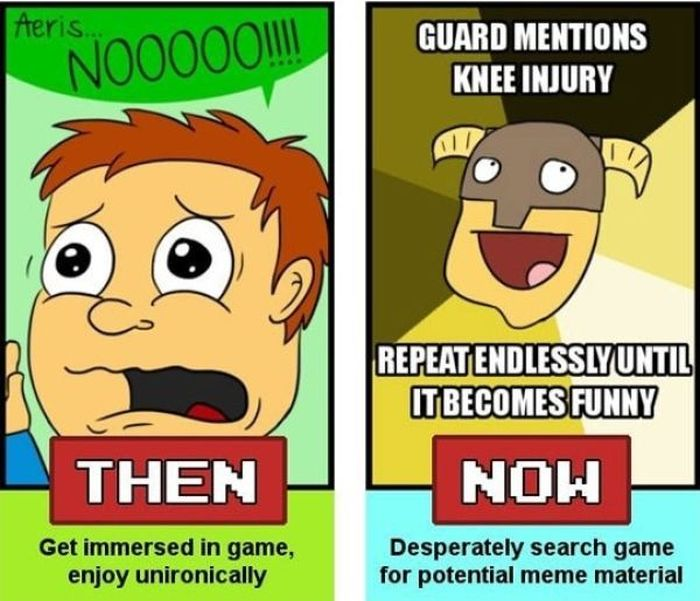 The Unfortunate Evolution of Gaming (6 pics)