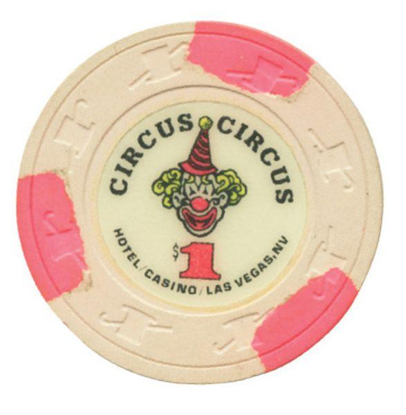 Vintage Las Vegas Gaming Chips (40 pics)