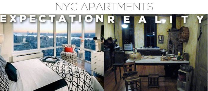 Moving To NYC: Expectations Vs Reality (10 pics)