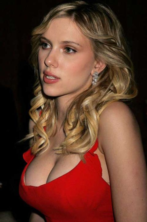 Wonderbra's Cleavage Hall of Fame  (10 pics)