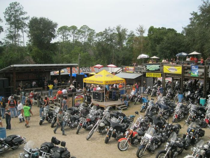 Welcome to Daytona Bike Week (64 pics)