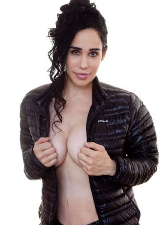 Octomom Nadya Suleman Semi-Nude Photos (10 pics)