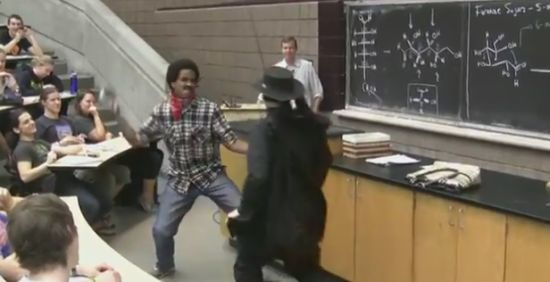 Amazing Zorro Prank