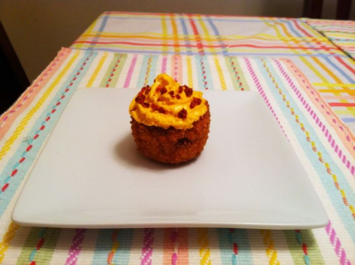 Macaroni and Cheese Cupcakes (19 pics)
