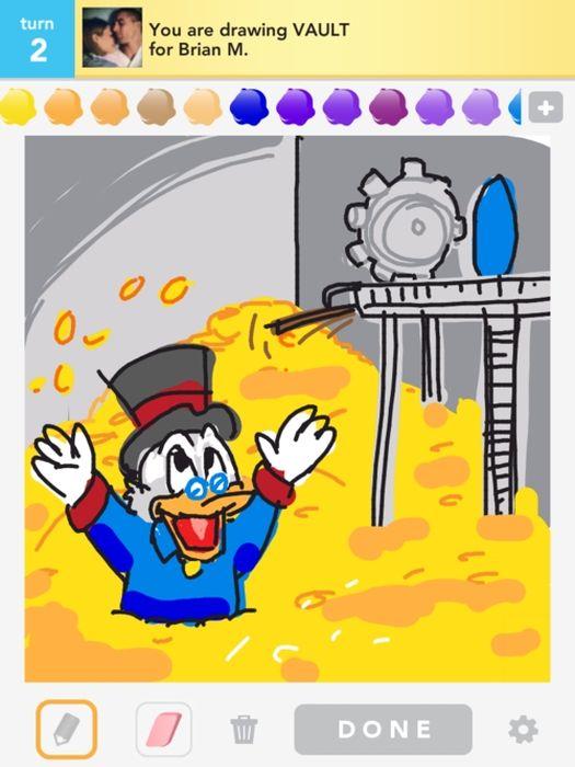 Creative Draw Something Pics (40 pics)