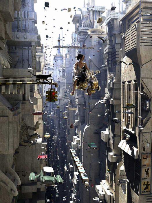 Amazing Digital Illustrations (100 pics)