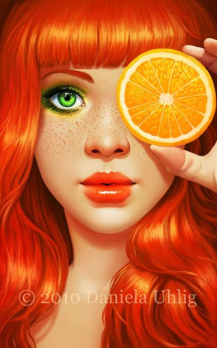 Amazing Digital Illustrations (100 pics)