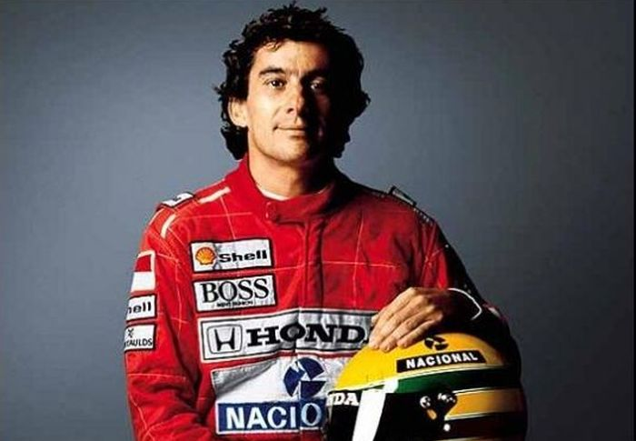 Ayrton Senna - True Hero (6 pics)