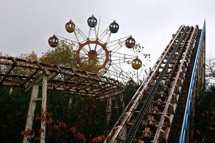 Abandoned Theme Parks (40 pics)