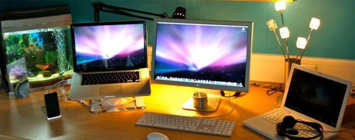 Computer Workstations (57 pics)