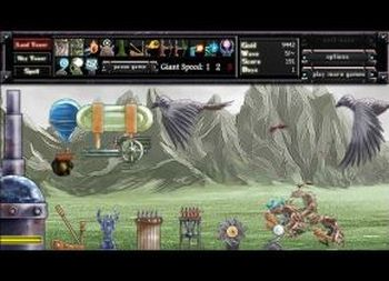 Giant Tower Defense 2