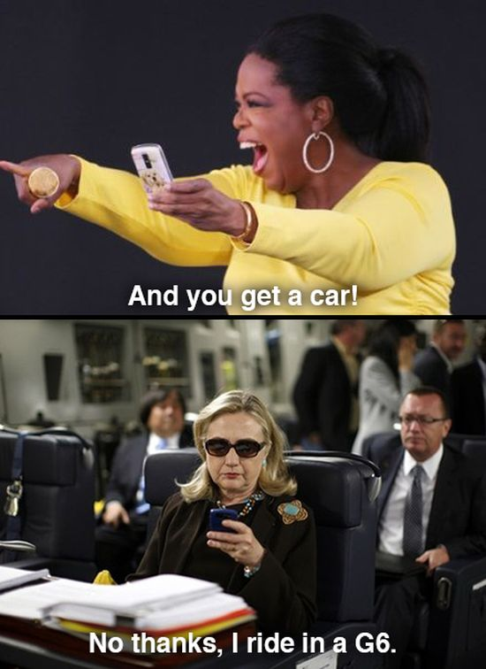 Texts from Hillary (9 pics)