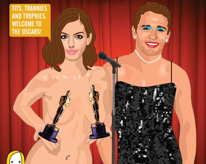 Parodied Celebrities. Part 2 (59 pics)