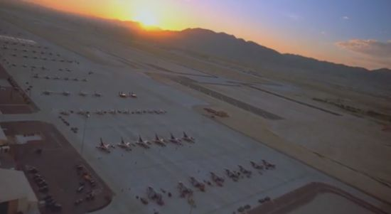 Incredible Jet Fighter Training Footage