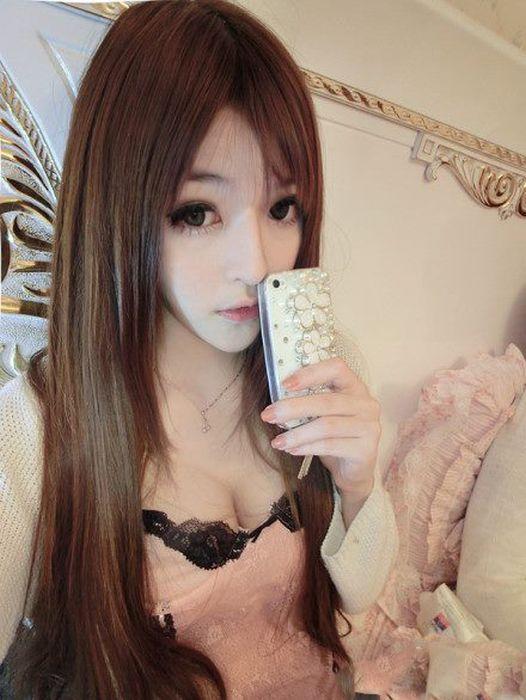 Real Life Doll Wang Jiayun (20 pics)