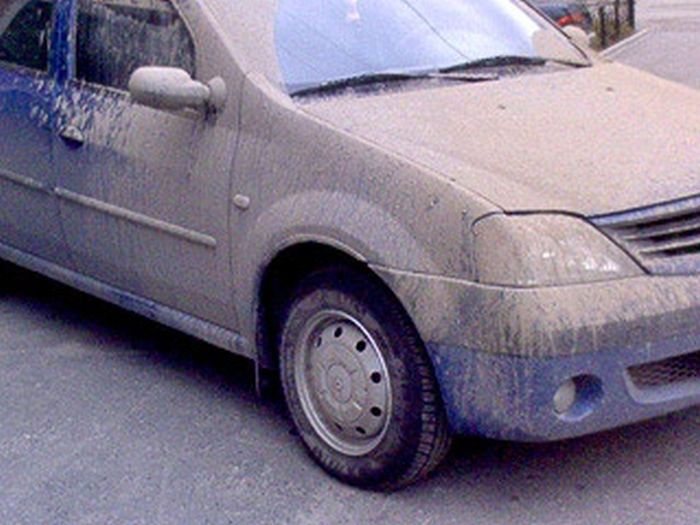 Dirty Cars (12 pics)