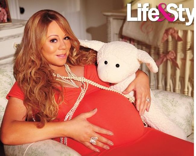 New Celebrity Mothers (18 pics)