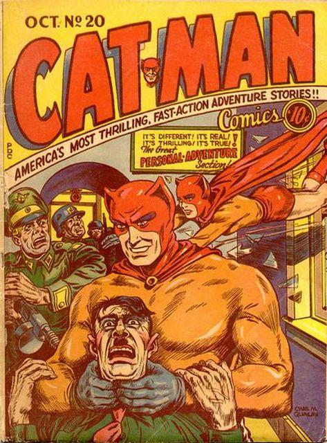US Comic Book Propaganda, WWII (95 pics)