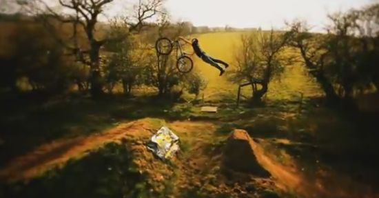 Amazing Mountain Bike Tricks