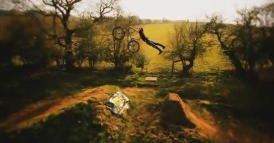 Amazing Mountain Bike Tricks