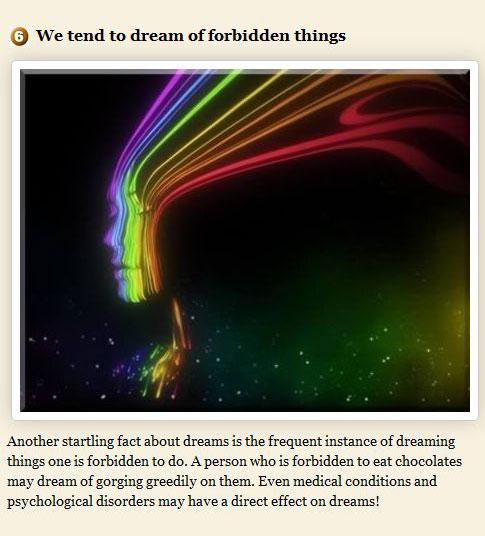 Facts About Dreams. Part 2 (12 pics)