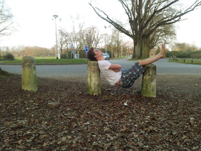 Hangmatting (20 pics)