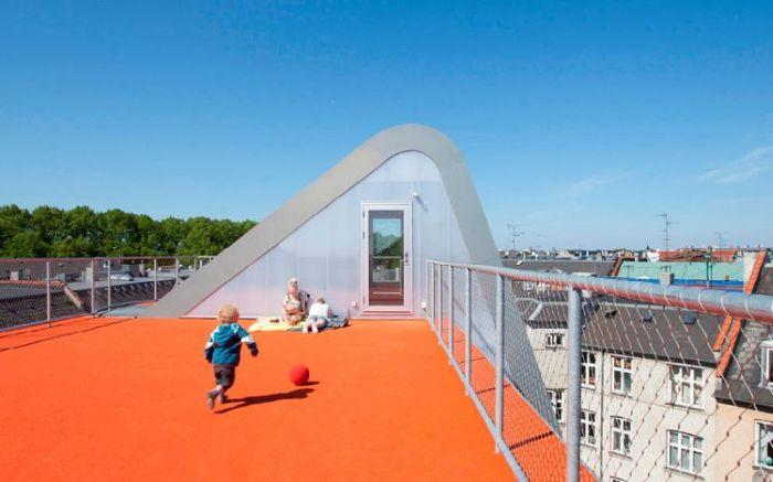 Awesome Roof in Kopenhagen, Denmark (15 pics)