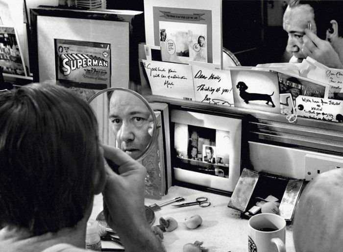 The Half: Actors Preparing for the Stage (39 pics)