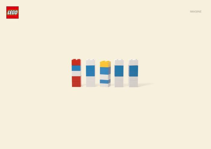 Creative Lego Advertisements (85 pics)