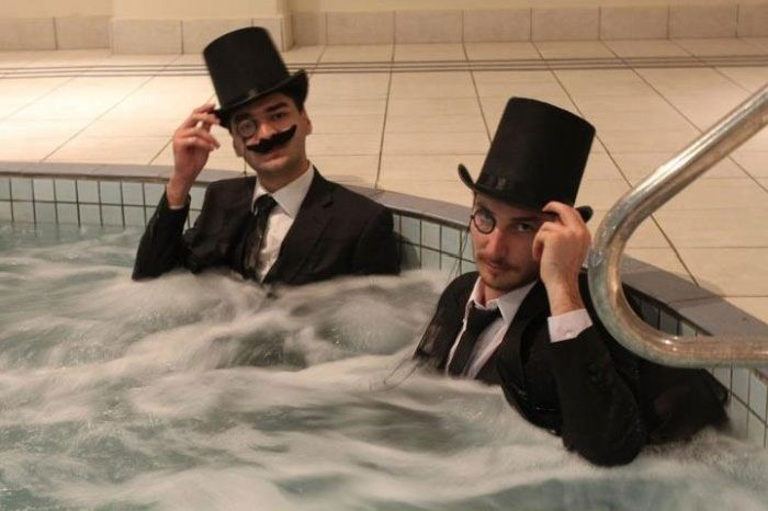 Feel Like a Sir (14 pics)