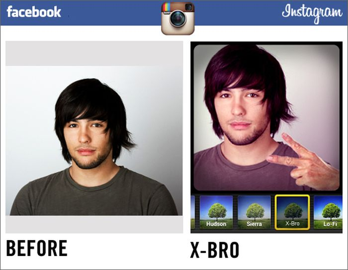 Facebook Introduces New Instagram Filters (7 pics)
